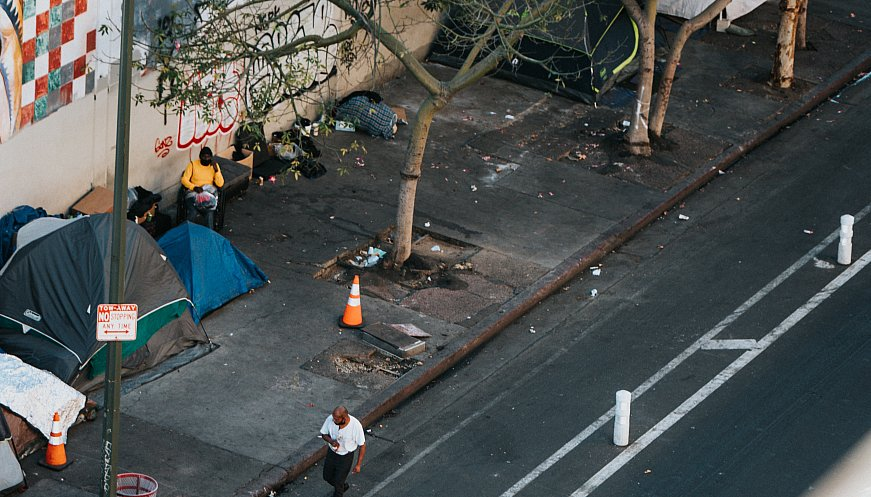 This City Pays Homeless People To Clean Up After Themselves -- And It's Working