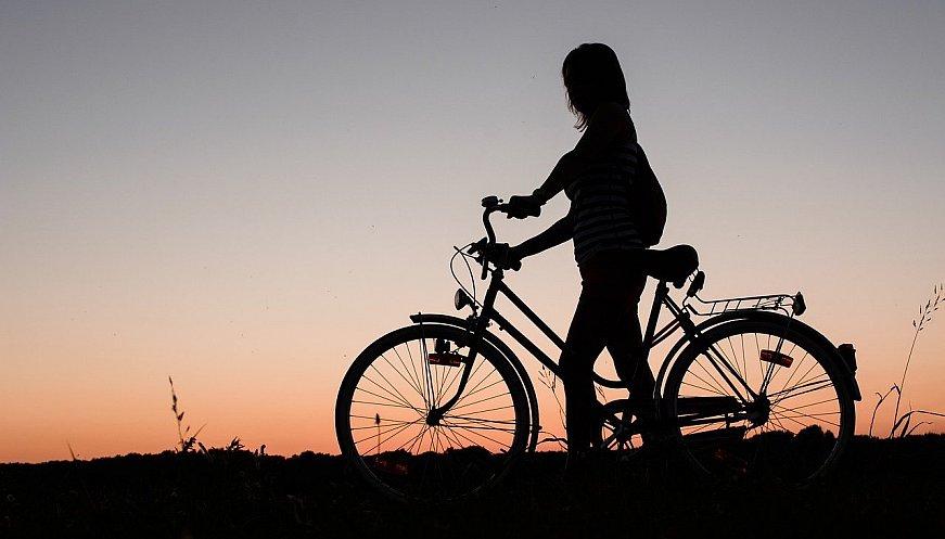 'A Beautiful Feeling': Refugee Women In Germany Learn To Ride Bikes