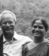 Padma and Narsanna Koppula