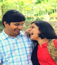 Dakshayani Athalye and Mandar Karanjkar