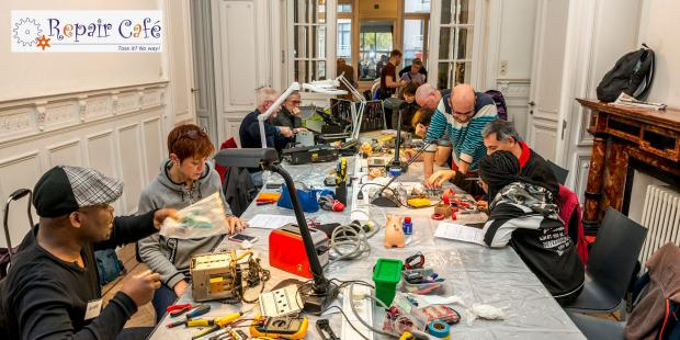 I Created the Repair Cafe
