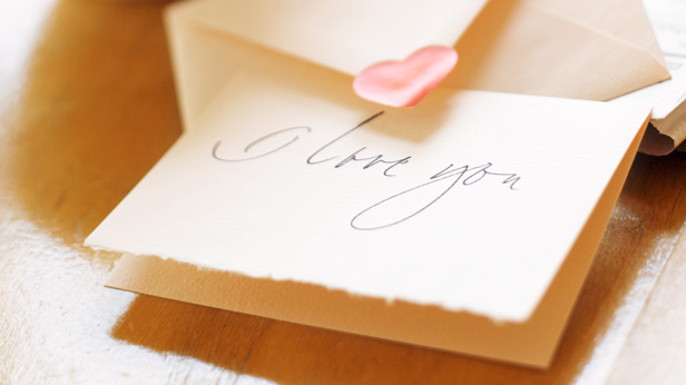 Love Letters Around Town – Love Letters